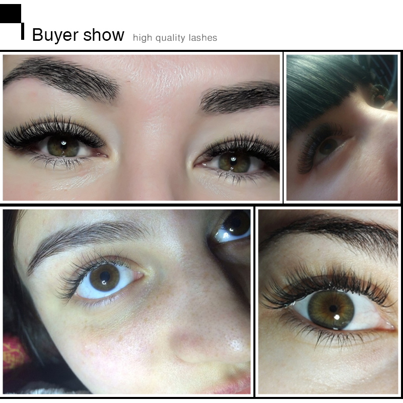 Women Fashion Fake Eye Lashes New Natural Handmade Thick False