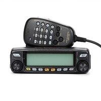 רדיו ווקי טוקי החל על YAESU FTM-100DR Dual-Band 50 W 12.5 KHz C4FM / FM דיגיטלי ווקי טוקי רכב רדיו (2)