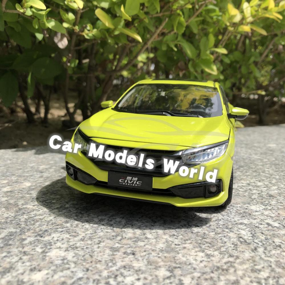 Diecast Car Model for New Civic 1 18 SMALL GIFT