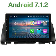 "1024*600 10.1"" Android 7.1.2 Quad core 1 din 2GB RAM 16GB ROM GPS Navigation Car Multimedia Player Radio For Kia Optima/K5 2015"