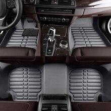 Car Mats For Mercedes-Benz A B C E S series CLA CLS GLA GLS GLE SL SLC Car Accessories car styling Foot mats Custom carpets