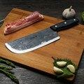 Профессиональный нож шеф-повара  ручной работы  разделенный нож для мяса  кухонный нож  бесплатная доставка