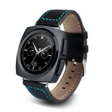 Original A11 Full round screen Heart Rate Smart Watch MTK2502 BT4.0 Smartwatch for ios Android better than U8  S2 DZ09