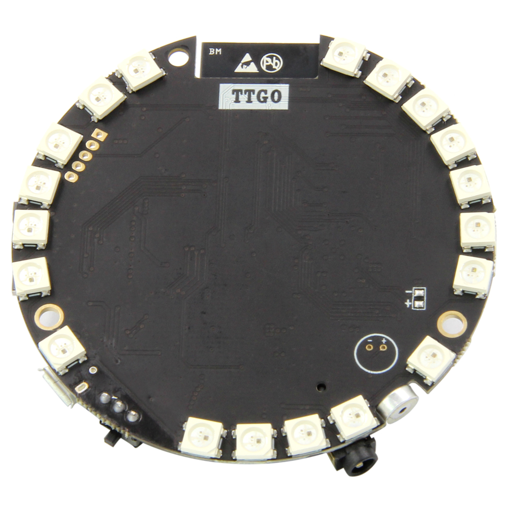 LILYGO   TTGO TAudio V1 6 ESP32-WROVER  SD Card Slot Bluetooth WI-FI Module MPU9250 WM8978 12Bits WS2812B