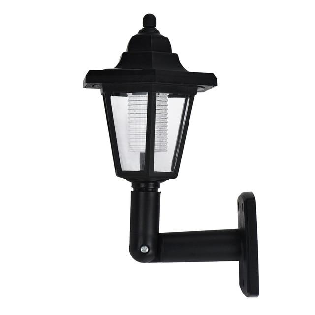 2pcs/lot Outdoor Solar Power Led Spotlight Waterproof Garden Lawn Landscape Yard Solar Wall Lamp Spot Light Solar  Power LED