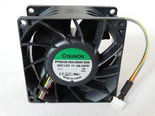 Originele Sunon PF80381BX-0000-S99 DC12V 4A 48W 80*80*38Mm 8Cm 4 Lijnen Pwm Cooling Fan