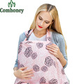 Cotton Breast Feeding Apron Nursing Cover for Mother Infant Breathable Cotton Nursing Apron Breastfeeding Apron Maternity Cover