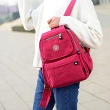 Womens Laptop Backpacks School Bags For Teenage Girls Satchel Ladies Waterproof Rucksack Student Bag Anti Theft Travel Bags 2019