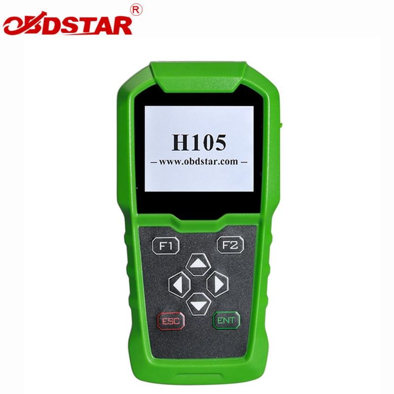 OBDSTAR H105 pour Hyundai/Kia Auto Key Programmeur/code pin lecture/Cluster Calibrer