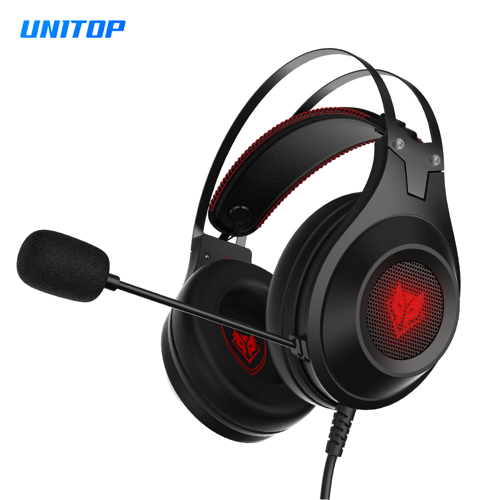 Gaming Headsets Earphones Stereo Sports Audifonos Noise Cancelling Bass Headphones With Mic for Computer/PS4/New Xbox One/Laptop teamyo n2 computer stereo gaming headphones earphones for mobile phone ps4 xbox pc gamer headphone with mic headset earbuds