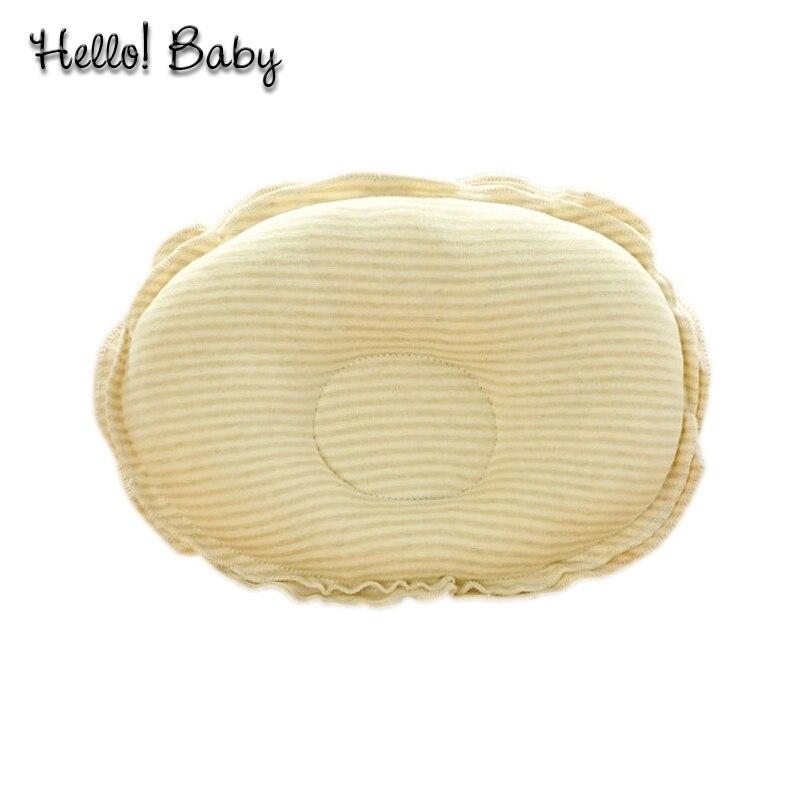 Mutter & Kinder 5 Teile/los Baumwolle Shaped Striped Längliche Pflege Schlaf Baby Kissen Neugeborenen Weiche Kleinkind Infant Bequeme SchöNe Lustre