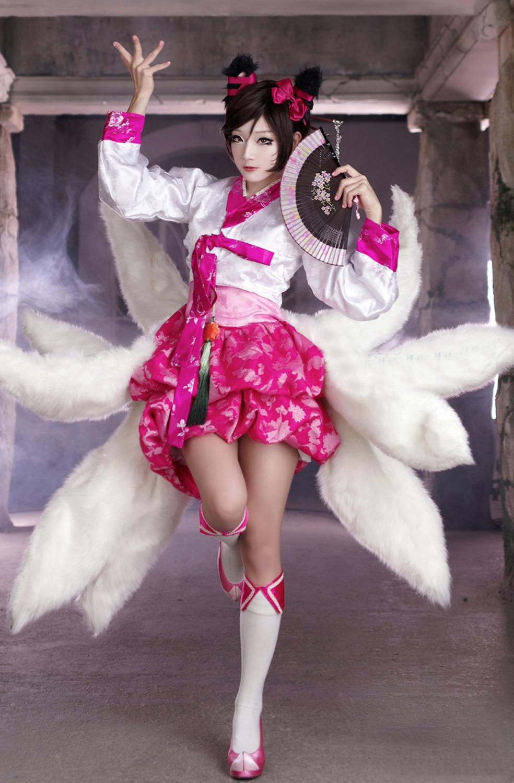 Falcon cosplay costume