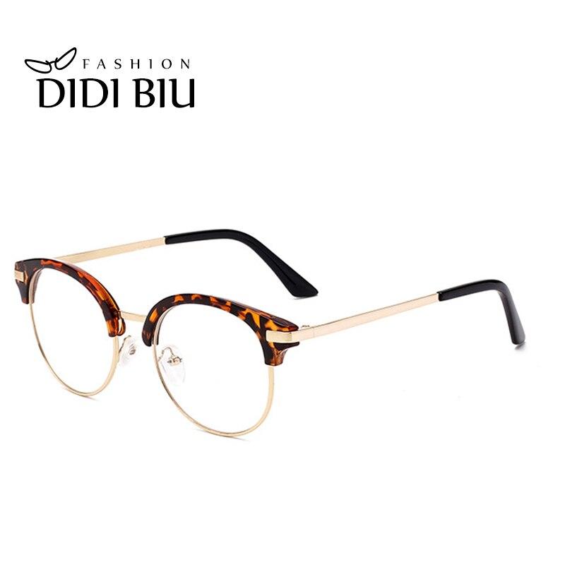 4fd97dcd8 ᐃديدي لمكافحة بلو راي نصف إطار زهرة نظارات المرأة العلامة التجارية ...