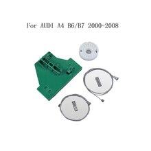 Для AUDI A4 B6/B7 2000-2008 Power, Электрический автомобильный оконный регулятор, стеклоподъемник, Ремонтный комплект, левый и задний