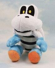 1PCS Free Shipping 2017 Cute Super Mario Bros 15cm Plush Dry Bones Soft Toy Stuffed Animal