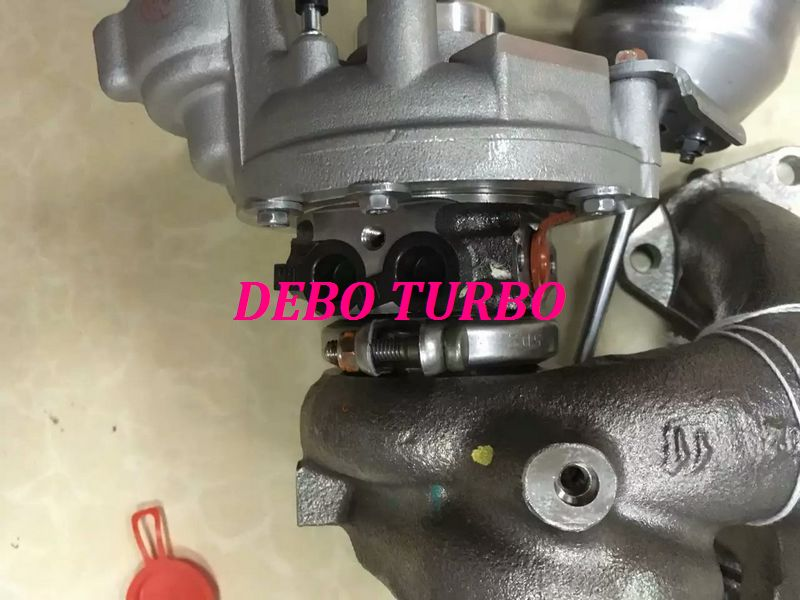 NEW GENUINE VP58 03C145702M 49373-01001 Turbo Turbocharger for AUDI A3 SKODA VW GOLF CAXA EA111 1.4T 90KW Turbocharger