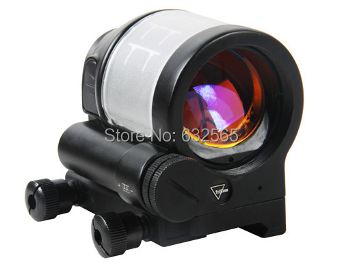 Tactical Military Trijico style SRS 1.75 MOA dot RED dot scope Reflex Pistol weapon Red dot Sight For Air soft new tactical reflex green red dot sight scope