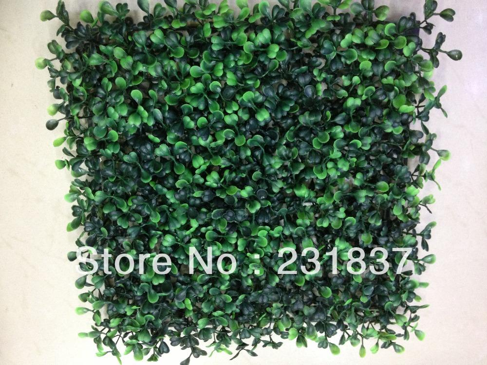 Popular plastic grass carpet buy cheap plastic grass for Artificial grass decoration