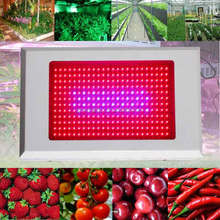 Dropshipping High power 900w led grow light 288x3w Full spectrum greenhouse grow light for grow tent AC85-265V Freeshiping