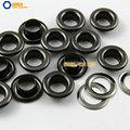 500 набор 13*7*5,5 мм (наружный диаметр * внутренний диаметр * высота) Круглая Петля из нержавеющей стали - фото