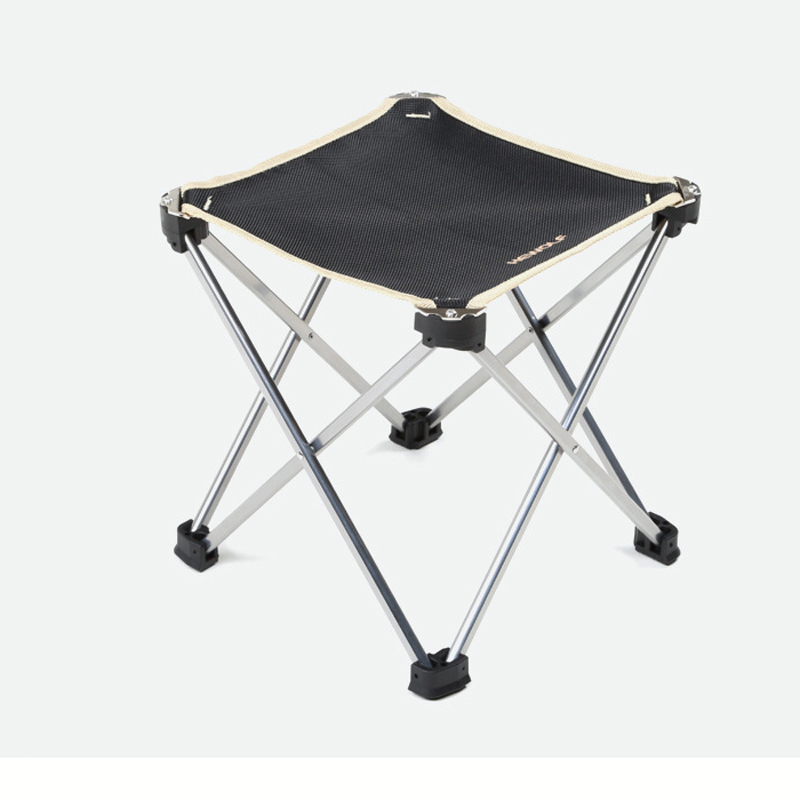 Hewolf Portable Fishing chair Outdoor Camping Hiking folding fishing chairs other new fishing tools High Strength Aluminum Alloy
