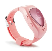 Kid GPS Smart Watch Wristwatch SOS Call Location Finder Locator Device Tracker for Kid Support SIM Card For Samsung Android Af