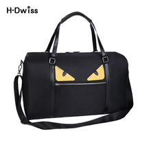 Nylon Women Luggage Travel Bags Duffel Duffle Bag Carry on Hand Luggage Designer Trolley Bag Packing Cubes High Quality