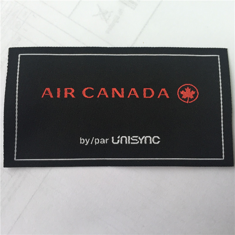 Custom High Level Quality density Clothing Label Woven Labels