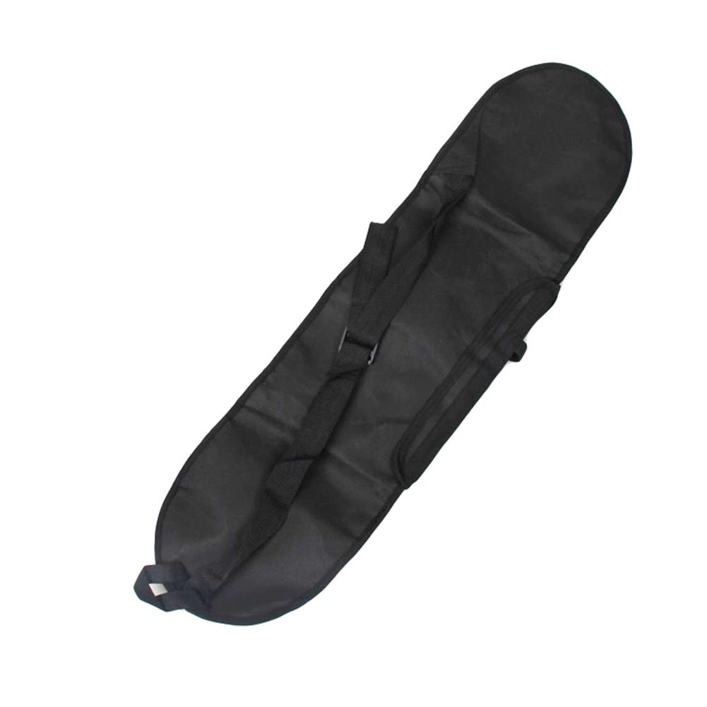 Outdoor Sports Travel Skateboard Longboard Carrying Case Bag Durable Backpack
