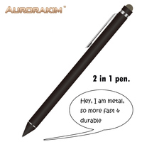 2 IN 1 Stylus Pen For Tablet And Iphone Ipad For Apple Huawei Xiaomi Samsung Brands