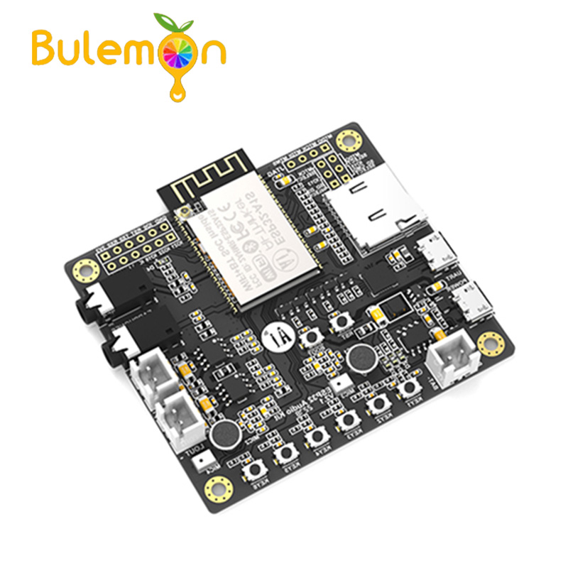 ESP32-Aduio-Kit WiFi+ Bluetooth module ESP32 serial to WiFi / ESP32-Aduio-Kit audio development board with ESP32-A1SESP32-Aduio-Kit WiFi+ Bluetooth module ESP32 serial to WiFi / ESP32-Aduio-Kit audio development board with ESP32-A1S