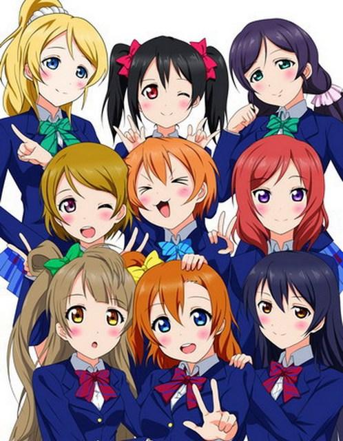 Love Live Anime