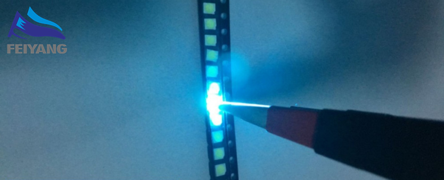 Diodes 100pcs X 2835 Ice Blue Red Jade Green Warm White Orange Pink Purple Ultra Bright Smd Led Indication