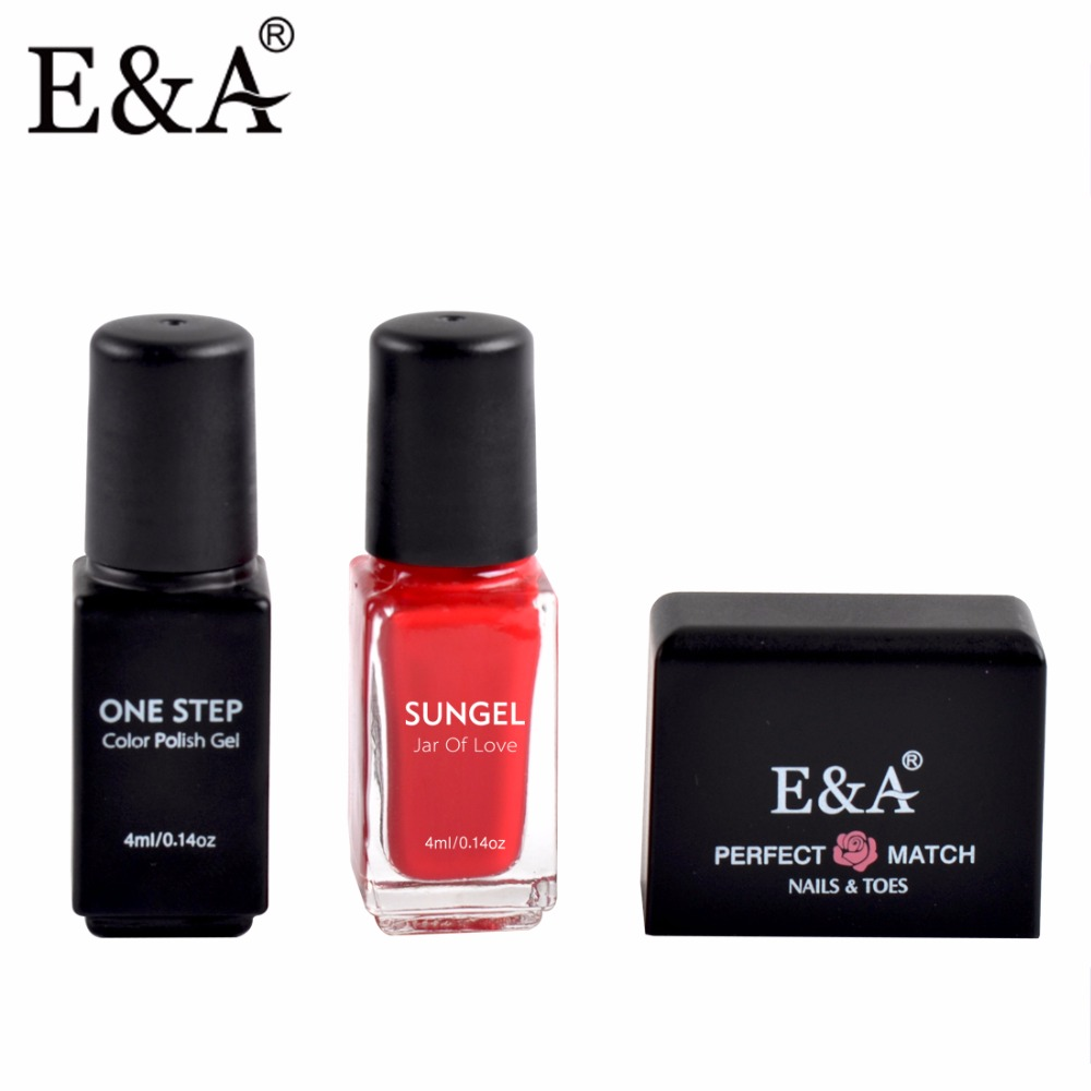 EA 4ml Twins Nail Polish Маникюр мен педикюр - Маникюр - фото 4