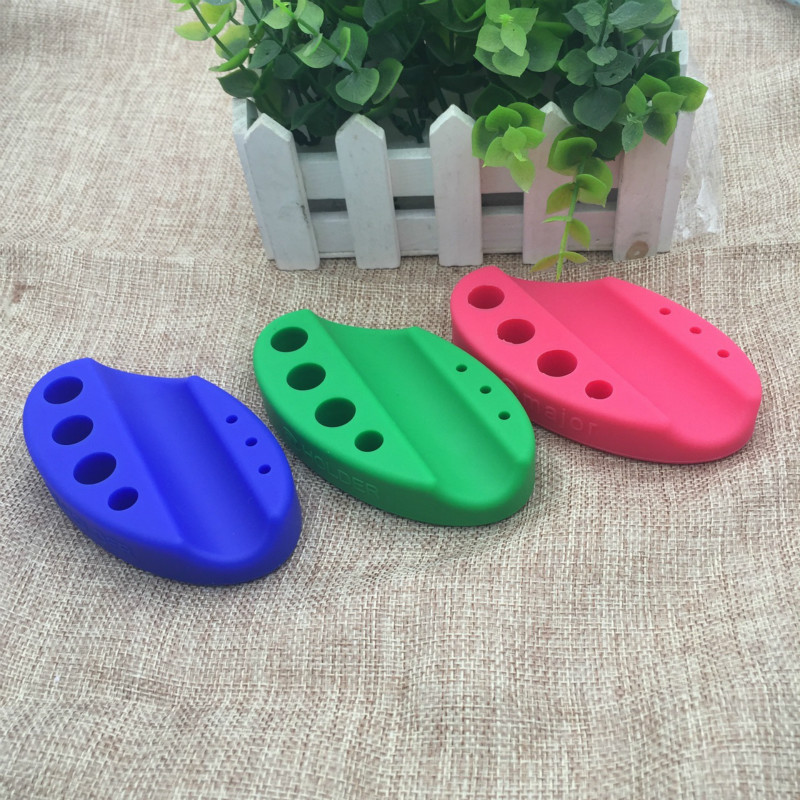 Oval Silicone Cover Of Standing Rack Tattoo Ink Cup Pigment Cup Stand Holder For Tattoo Machine Accessories