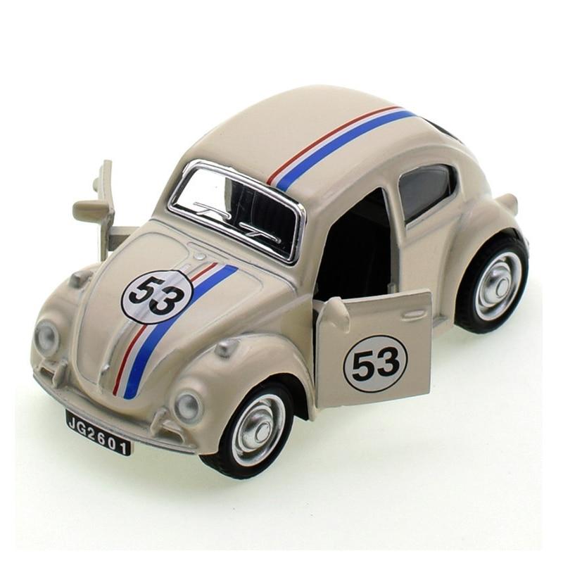 Herbie Volkswagen Beetle 53 Model Toy Car 10