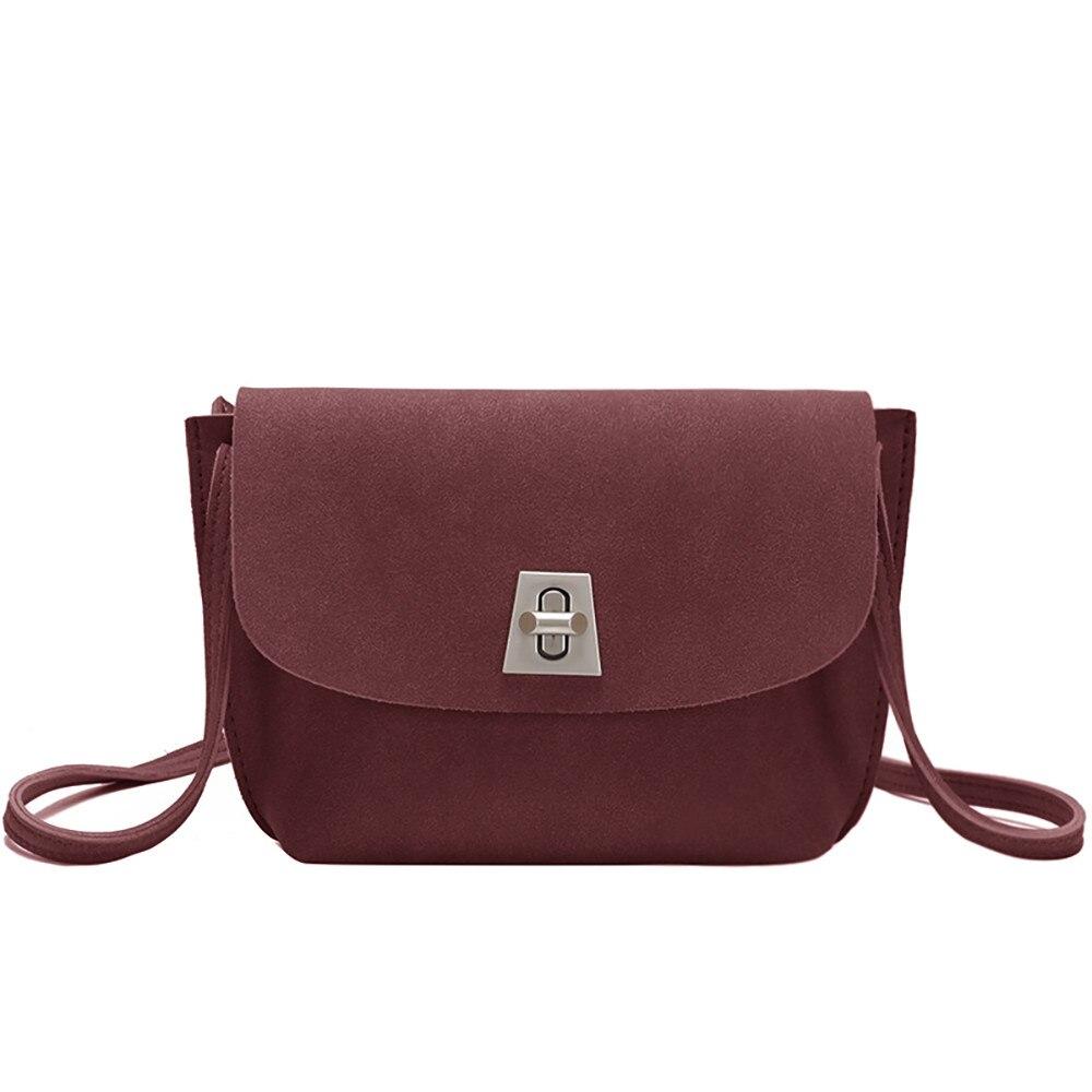 Hot Retro Design Women Shoulder Bag  Fashion Trend Wild Messenger Bag