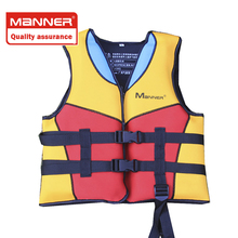 Professional  teen or child close-fitting vest bearing 20-45KG inflatable life vest for swimming surfing fishing life jackets
