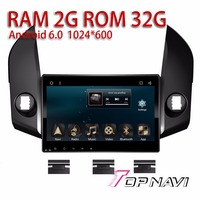 Car Navigator For Toyota RAV4 2009 2010 2011 2012 Android 6 0 10 1 WANUSUAL Auto