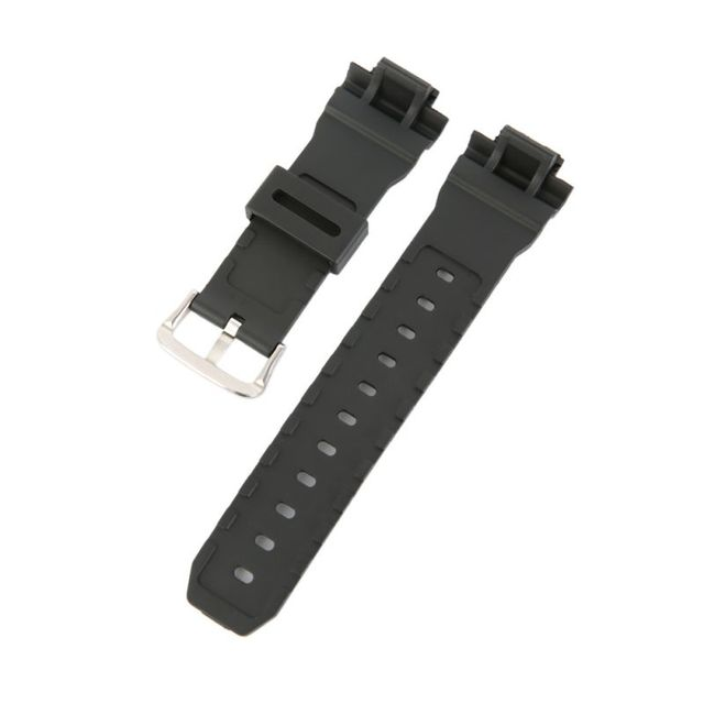 Diving Watchband New Silicone Rubber Bands EF Replace Electronic Wristwatch Band