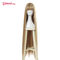 L-email   wig   Game Character LOL Prestige Edition K/DA Kaisa   Cosplay     Wigs   80cm Long KDA Synthetic Hair Perucas   Cosplay     Wig