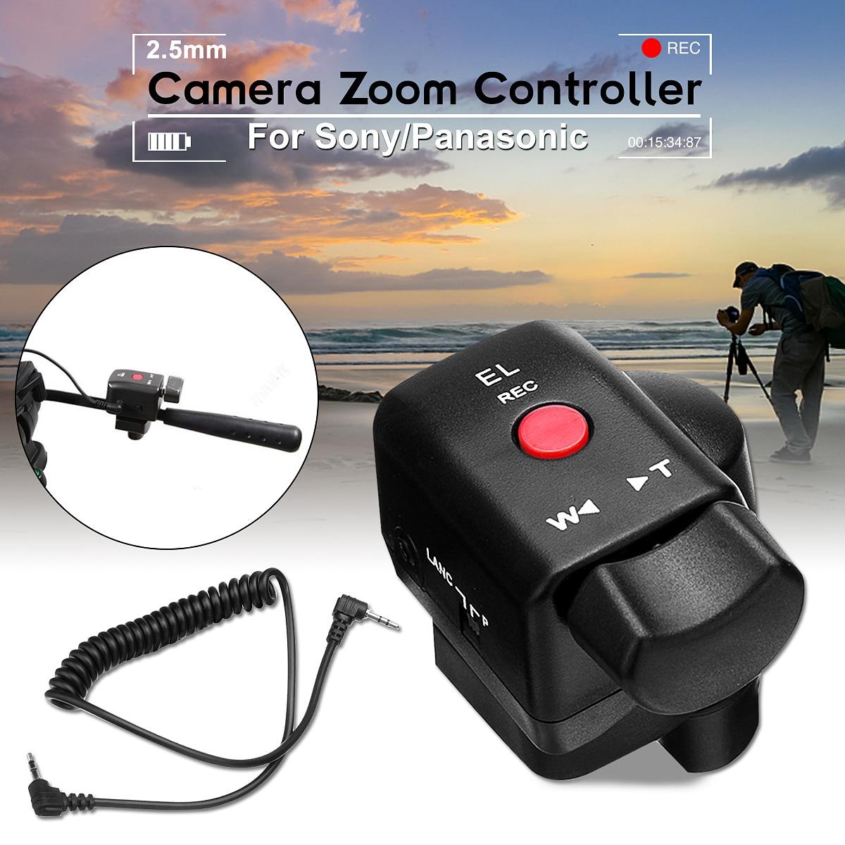 DSLR Pro Camcorder Remote Control Zoom Remote Controller