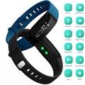 V07 Banda inteligente Pulseira Bluetooth Inteligente Relógios de Pressão Arterial Monitor De Freqüência Cardíaca Pedômetro Fintess Rastreador SMS Call Reminder