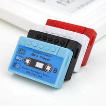 Подарок, мини mp3-плеер, портативный музыкальный плеер, поддержка 32 ГБ, слот для карт Micro TF(только Mp3), можно использовать в качестве USB флеш-накопителя