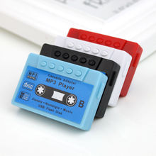 Hot Sell Gift Mini Mp3 Player Portable Music Player