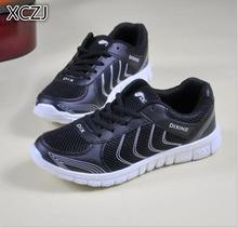 XCZJ 2018 Men Lightweight sneakers superstar Shoes Comfot Lace-up arrival Outdoor man causal Shoes plus size tenis feminino A51