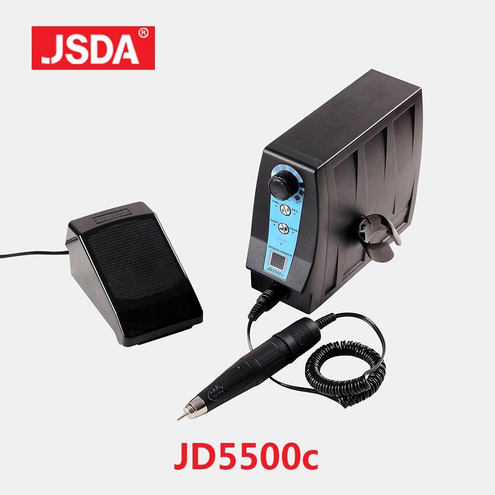 35000 RPM 120 Watt Jsda Electric Nail Drill Pedicure Manicure Milling Machine 220V