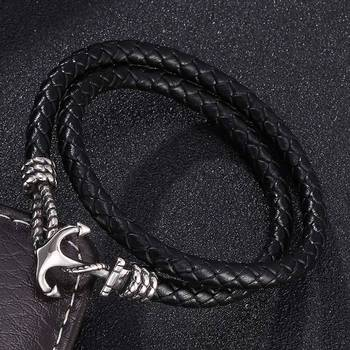 Bracelet Homme Ancre Luxe