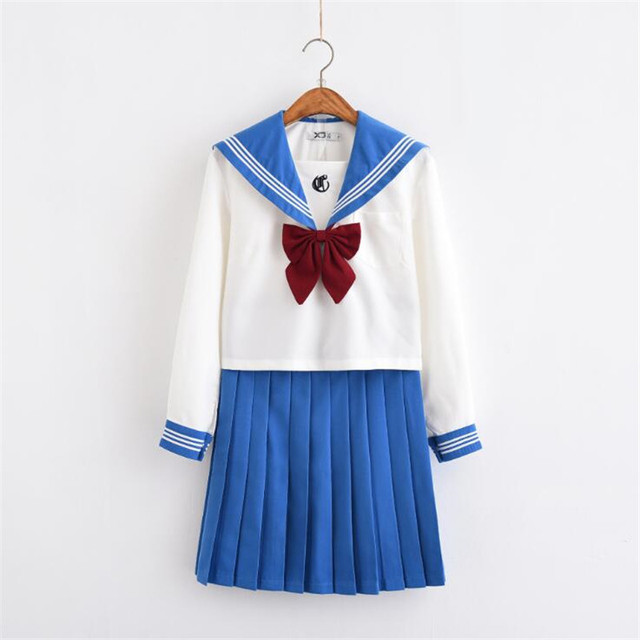 Японская школьная форма модель 2