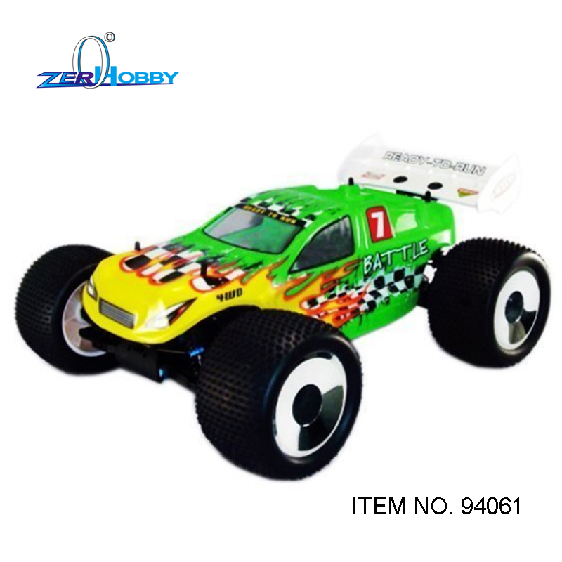 Hsp Racing Rc Car 1/8 Electric Powered Advance Brushless 3000kv Motor 4x4 Off Road Truggy Remote Control RTR Hobby Car 94061 hsp rc car 1 8 nitro power remote control car 94862 4wd off road rally short course truck rtr similar redcat himoto racing